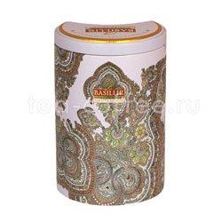 Чай Basilur Восточная Белая луна. Молочный улун 100 гр