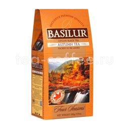 Чай Basilur Времена года Осенний с кленовым сиропом 100 гр
