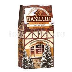 Basilur Чайный домик 100 гр картон