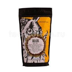 Кофе Owl в зернах Brazil Bau Bau 250 гр