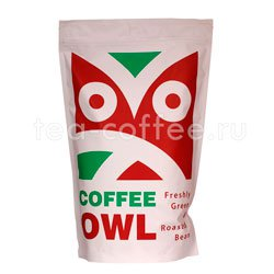 Кофе Owl в зернах Double Shot from Ethiopia 1 кг
