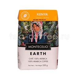Кофе Montecelio Kenya в зёрнах 250 гр