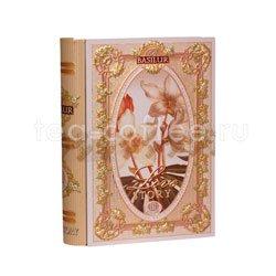 Basilur Чайная книга История любви Том 3 100 гр ж.б. Шри Ланка