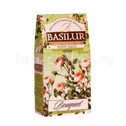 Чай Basilur Букет Белое волшебство 100 гр. Молочный улун
