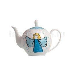 Чайник фарфоровый Небесный Ангел 1 л
