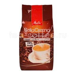 Кофе Melitta в зернах Bella Crema 1 кг
