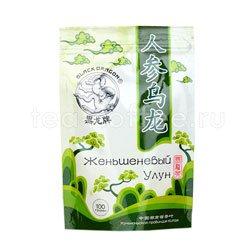 Чай Черный дракон Улун Женьшень 100 гр