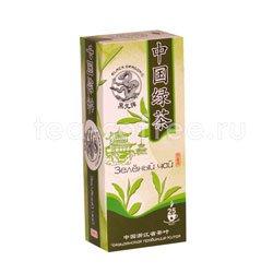 Чай Черный Дракон Зеленый чай 25 пакетиков