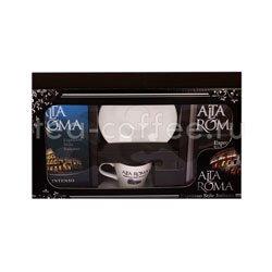 Подарочный набор Alta Roma (2 вида кофе и чашка)
