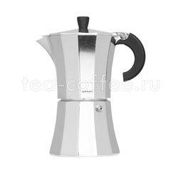 Гейзерная кофеварка Morosina Алюминиевая  6 порций