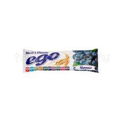 Батончики Мюсли Ego Черника с витаминами