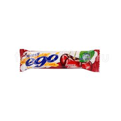 Батончики Мюсли Ego Вишня в йогурте Россия