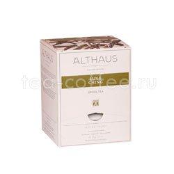 Чай Althaus пирамидки Lung Ching 15х2,75 гр