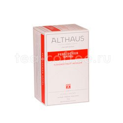 Чай Althaus Persischer Apfel 20x2,5 гр