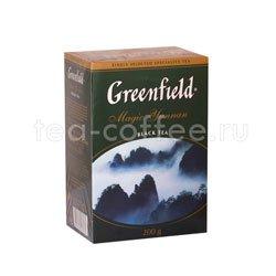 Чай Greenfield Magic Yunnan 200 гр