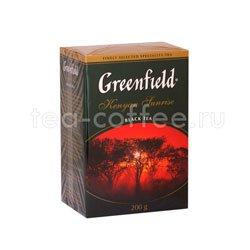 Чай Greenfield Kenyan Sunrise 200 гр