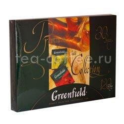 Подарочный набор чая Гринфилд 120 пакетиков