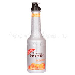Фруктовое пюре Monin Облепиха 1 л