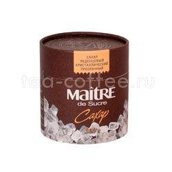 Сахар Maitre Леденцовый кристаллический прозрачный 300 гр