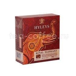 Чай Hyleys Королевский слон (100 пак по 1,8 гр)