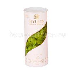 Чай Hyleys Гармония Природы Суприм зеленый с мятой 100 гр (туба) Россия