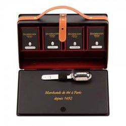 Подарочный чайный набор Dammann D-Case (Д-Кейс)
