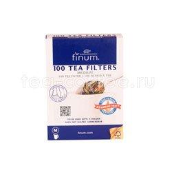 Фильтры для чая отбеленные М 100 шт