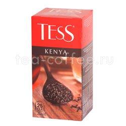 Чай Tess черный Kenya 25 шт