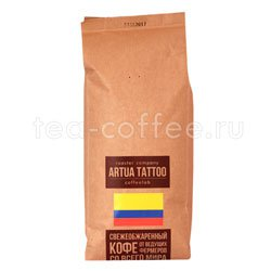 Кофе Artua Tattoo Coffeelab Колумбия Куиндио в зернах 1 кг