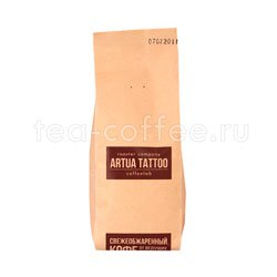 Кофе Artua Tattoo Coffeelab Смесь Марагоджип в зернах 250 гр Россия