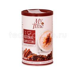 Растворимый напиток My Time капучино шоколад и корица