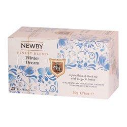 Чай Newby Зимняя мечта 25 шт