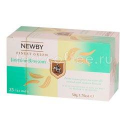 Чай Newby Цветок жасмина 25 шт