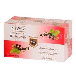 Чай Newby Ягодное наслаждение 25 шт