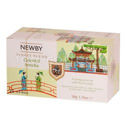 Чай Newby Восточная сенча 25 шт