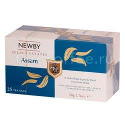 Чай Newby Ассам 25 шт