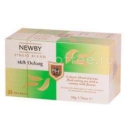 Чай Newby Молочный улонг 25 шт