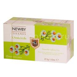 Чай Newby Цветы ромашки 25 шт