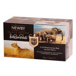 Чай Newby Африканская гордость 25 шт