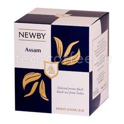 Чай листовой Newby Ассам 100 гр