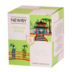Чай листовой Newby Восточная сенча 100 гр Китай