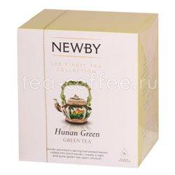 Чай Newby Хунан грин в пирамидках 15 шт Китай