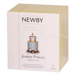Чай Newby Жасминовая принцесса в пирамидках 15 шт