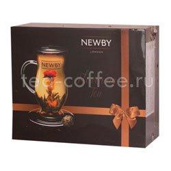 Подарочный набор Newby Натуральный с чашкой